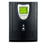 Net power LCD-700VA Off Line External Battery UPS